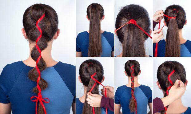 Penteados para madrinhas de casamento cabelos longos