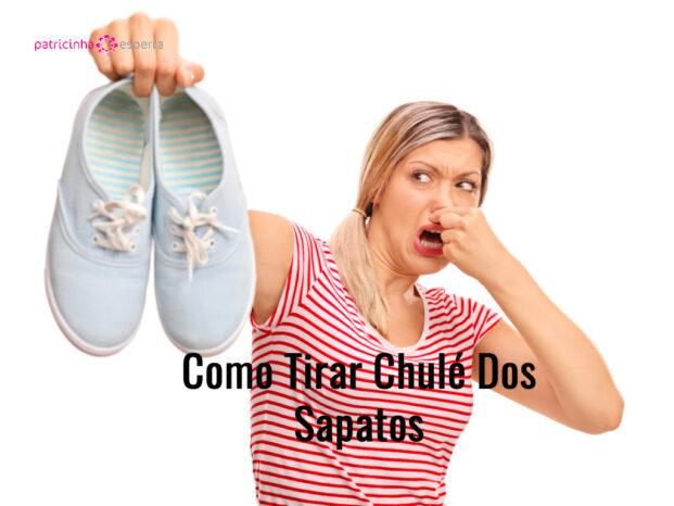 Tirar Chulé Dos Sapatos