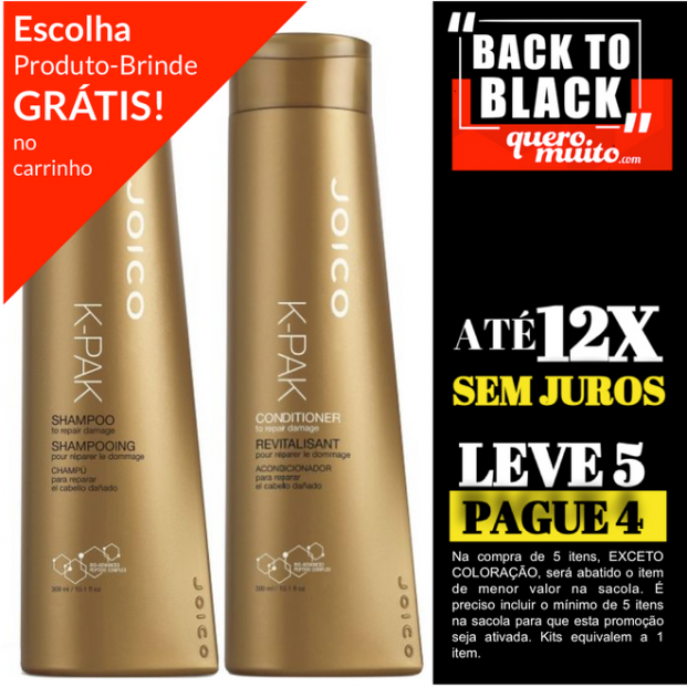 kpak kit back to black 1 621x621 - Back To Black Começou - Corre! Até 60%OFF