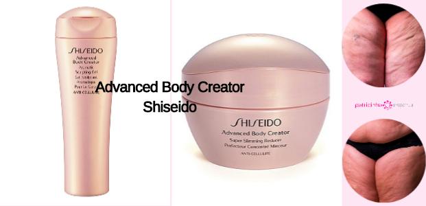 Advanced Body Creator Shiseido 621x300 - Melhores cremes para celulite
