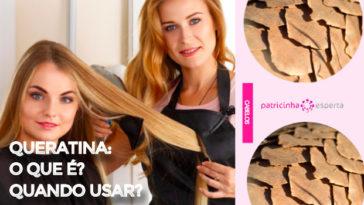 queratina cabelo 364x205 - Queratina: O que é? Quando usar? Como usar? Como age no cabelo?
