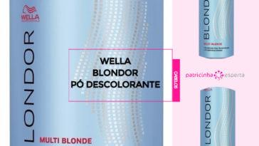 wella blondor 364x205 - Wella Blondor Pó Descolorante: Como funciona, Como Usar, Antes Depois