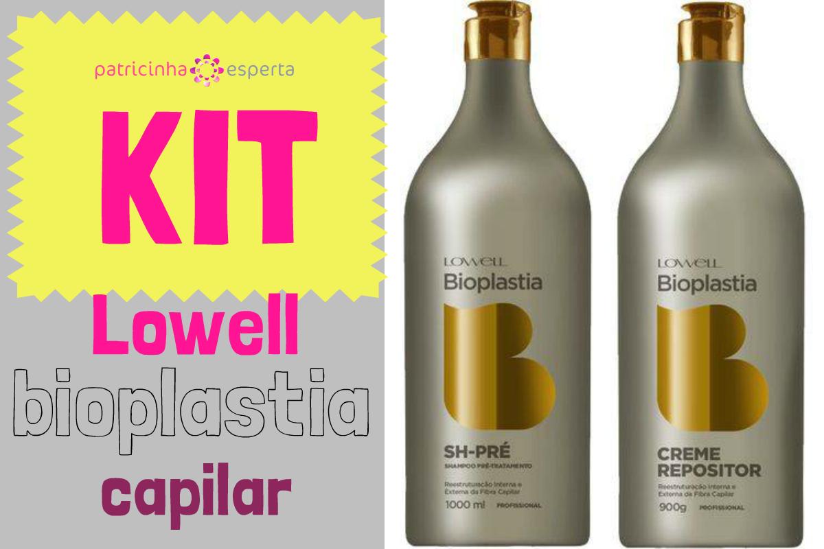 Lowell Bioplastia Capilar - Botox capilar: o que é? Como fazer e benefícios