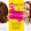 botox capilar cabelo 105x105 - Botox capilar: o que é? Como fazer e benefícios