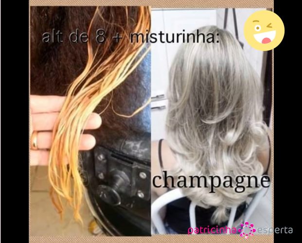 """misturinha cabelo - Matização Para Cabelos Loiros """"Misturinha"""" Passo A Passo"""