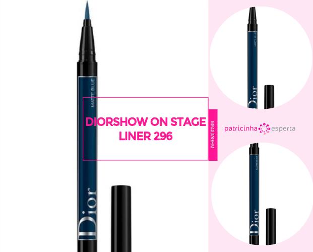 Diorshow On Stage Liner 296 - Caneta Delineadora: Qual A Melhor? - Marcas, Resenhas, Preços
