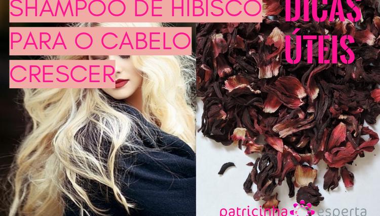 Shampoo de Hibisco Para O Cabelo Crescer 750x426 - Shampoo de Hibisco Para O Cabelo Crescer