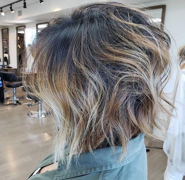 Ombre Hair Em Cabelo Curto: Fotos Inspirações, Tendências ...