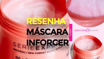 mascara inforcer 364x205 - Máscara Inforcer Loreal Resenha