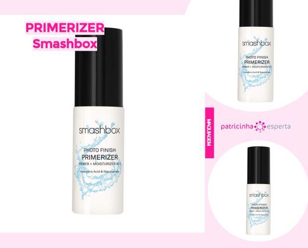 Primerizer - Primer Smashbox Resenha: Como Funciona, Diferenças, Como Usar