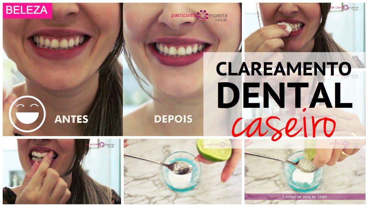 Tag Como Fazer Clareamento Dental Com Bicarbonato