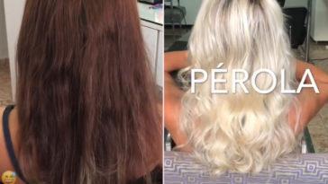 cabelo platinado como fazer 364x205 - Cabelo Platinado: Como fazer? Tutorial Em Vídeo, Matização Antes e Depois