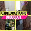 cabelo castanho chocolate 1 105x105 - Cabelo Castanho Chocolate: 50 fotos inspirações, dicas de cuidados