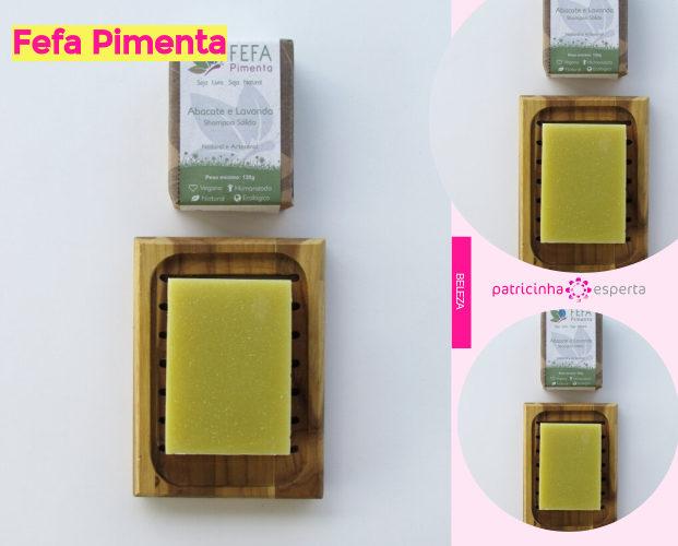 Fefa Pimenta 621x500 - Shampoo Sólido: Como Funciona? Vantagens e Desvantagens