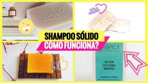 shampoo solido 621x349 - Shampoo Sólido: Como Funciona? Vantagens e Desvantagens