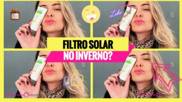 filtro solar 364x205 - Por que usar filtro solar no inverno?