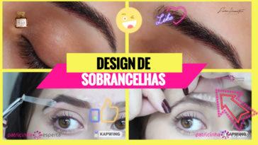 Sobrancelhas1 364x205 - Design de Sobrancelhas: Como fazer? Formato Do Rosto, Vídeos