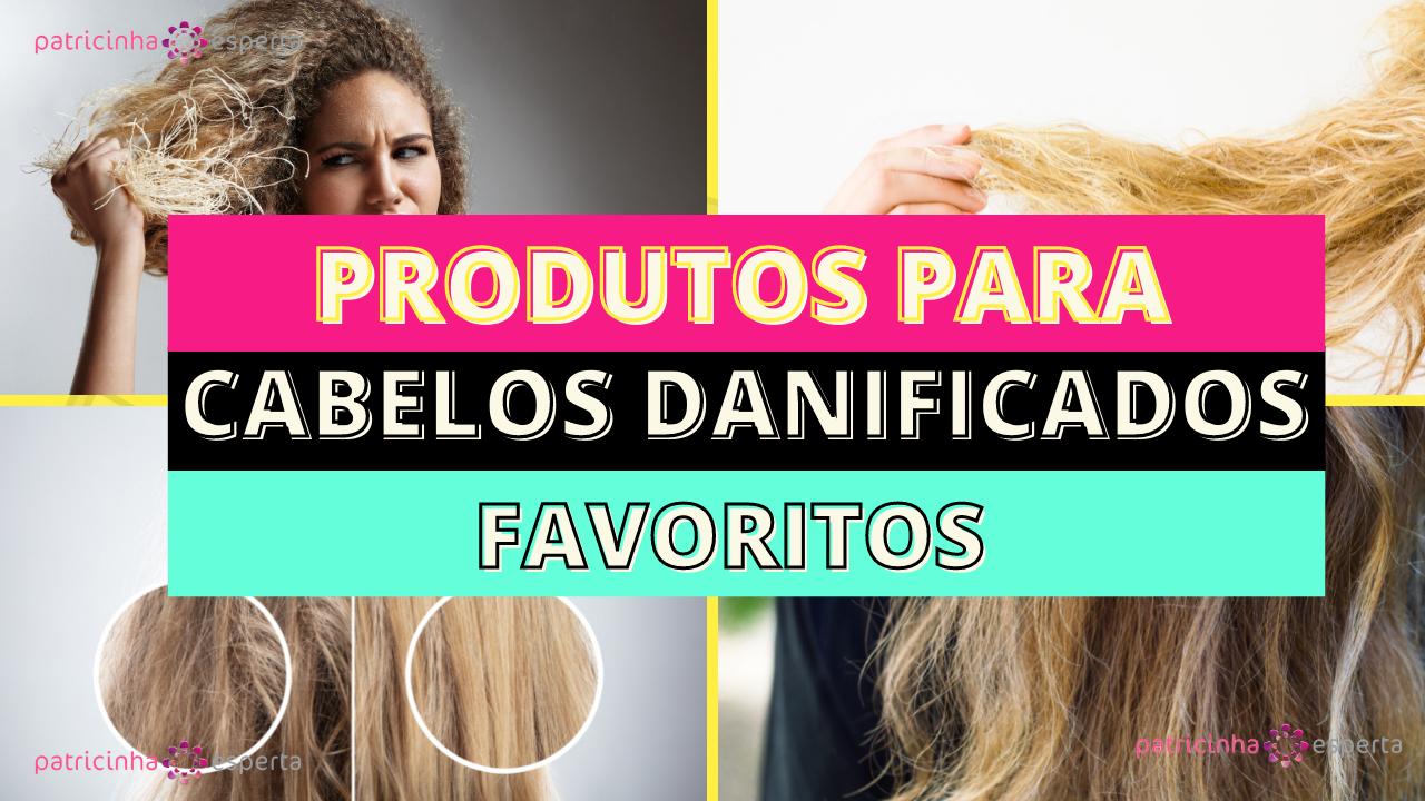 Como Escolher o Shampoo Certo 15 - Produtos Para Cabelos Danificados: Favoritos - Top 10
