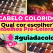 Como Escolher o Shampoo Certo 5 105x105 - Cabelos Coloridos: O Guia Pré e Pós Coloração