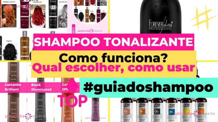 Como Escolher o Shampoo Certo 6 758x426 - Shampoo Tonalizante ✅ Como Funciona, Qual o Melhor? Como Usar