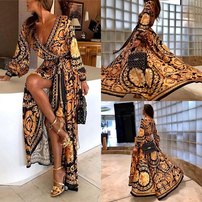 HTB1DaN5cBaE3KVjSZLeq6xsSFXa5 - Vestidos Estampados 2021: 90 Looks Inspirações, Trends