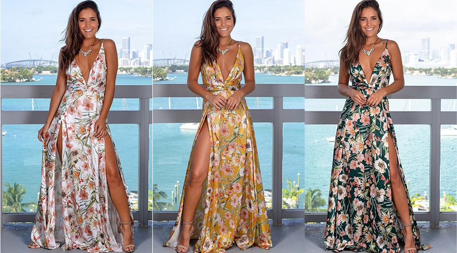 Hfab453faff1a433c9987c19ab3b9d20ez - Vestidos Estampados 2021: 90 Looks Inspirações, Trends