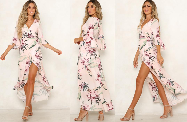 floral 1 - Vestidos Estampados 2021: 90 Looks Inspirações, Trends