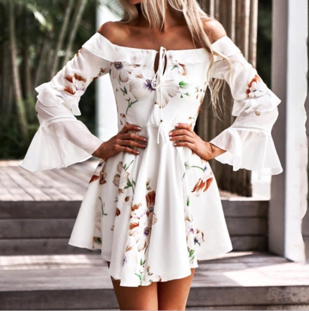 floreal - Vestidos Estampados 2021: 90 Looks Inspirações, Trends