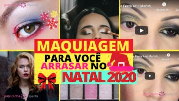Como Escolher o Shampoo Certo 10 364x205 - Maquiagem Para o Natal 2020 ✅ Tutoriais, Dicas Especiais