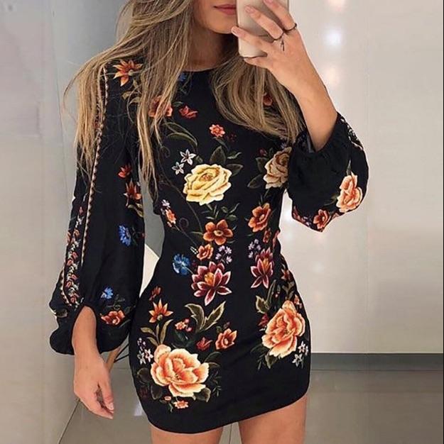 s - Vestidos Estampados 2021: 90 Looks Inspirações, Trends