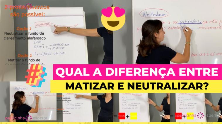 Como Escolher o Shampoo Certo2 758x426 - Diferença entre Neutralizar e Matizar