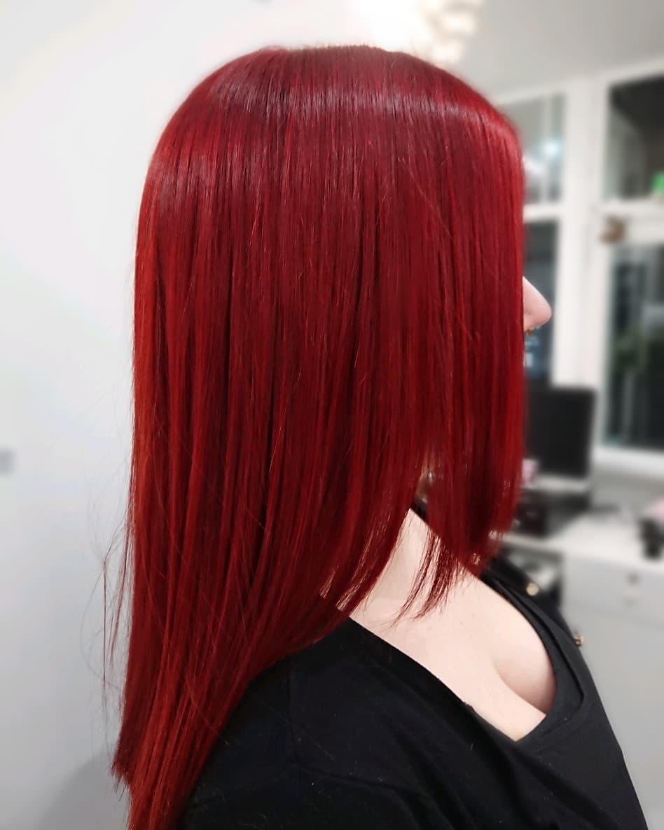 amber does mermaid hair 44888737 1966540710090795 7516970260159791104 n - Cores de Cabelo 2021 – Principais Tendências