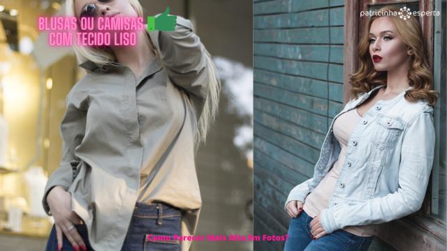 Como Escolher o Shampoo Certo 6 - Como Parecer Mais Alta Em Fotos? ✅ Erros e Acertos Na Hora de Tirar Fotos
