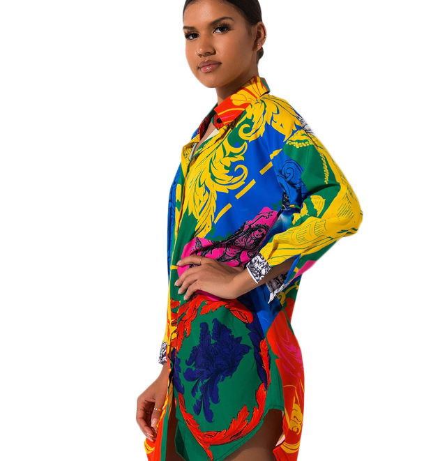 Screenshot1 - Vestidos Estampados 2021: 90 Looks Inspirações, Trends