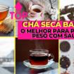 Como Escolher o Shampoo Certo 105x105 - Chá seca barriga: o melhor para perder peso com saúde