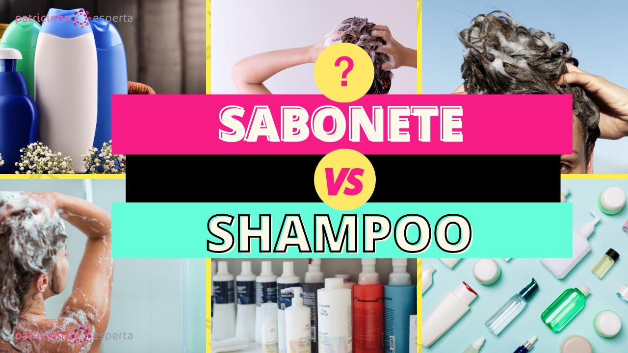 Como Escolher o Shampoo Certo 1 3 - Lavar O Cabelo Com Sabonete Estraga O Cabelo?