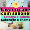 Como Escolher o Shampoo Certo 2 4 105x105 - Lavar O Cabelo Com Sabonete Estraga O Cabelo?