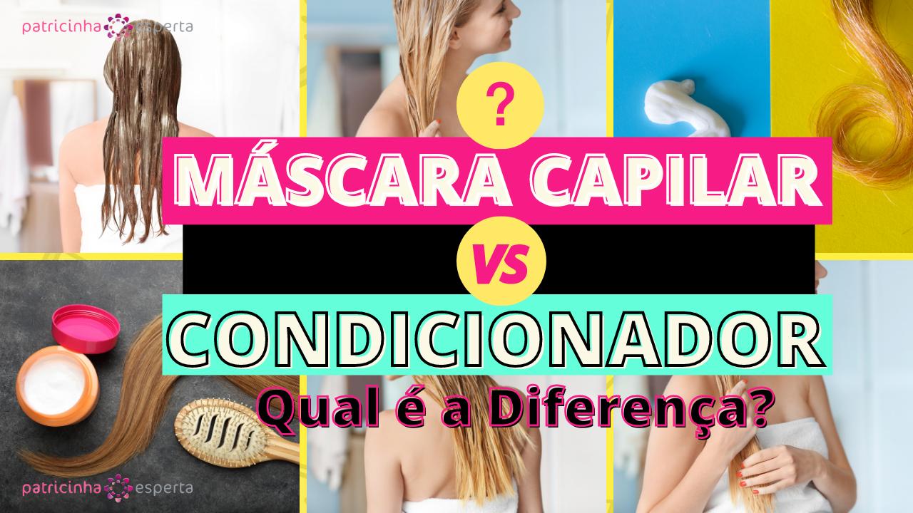 Como Escolher o Shampoo Certo 8 - Canal Máscara Capilar