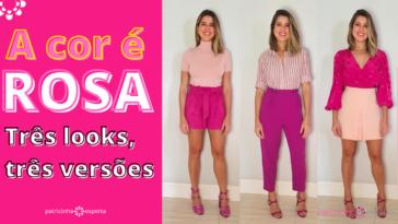 Como Escolher o Shampoo Certo 1 1 364x205 - A cor é rosa: Três looks, três versões