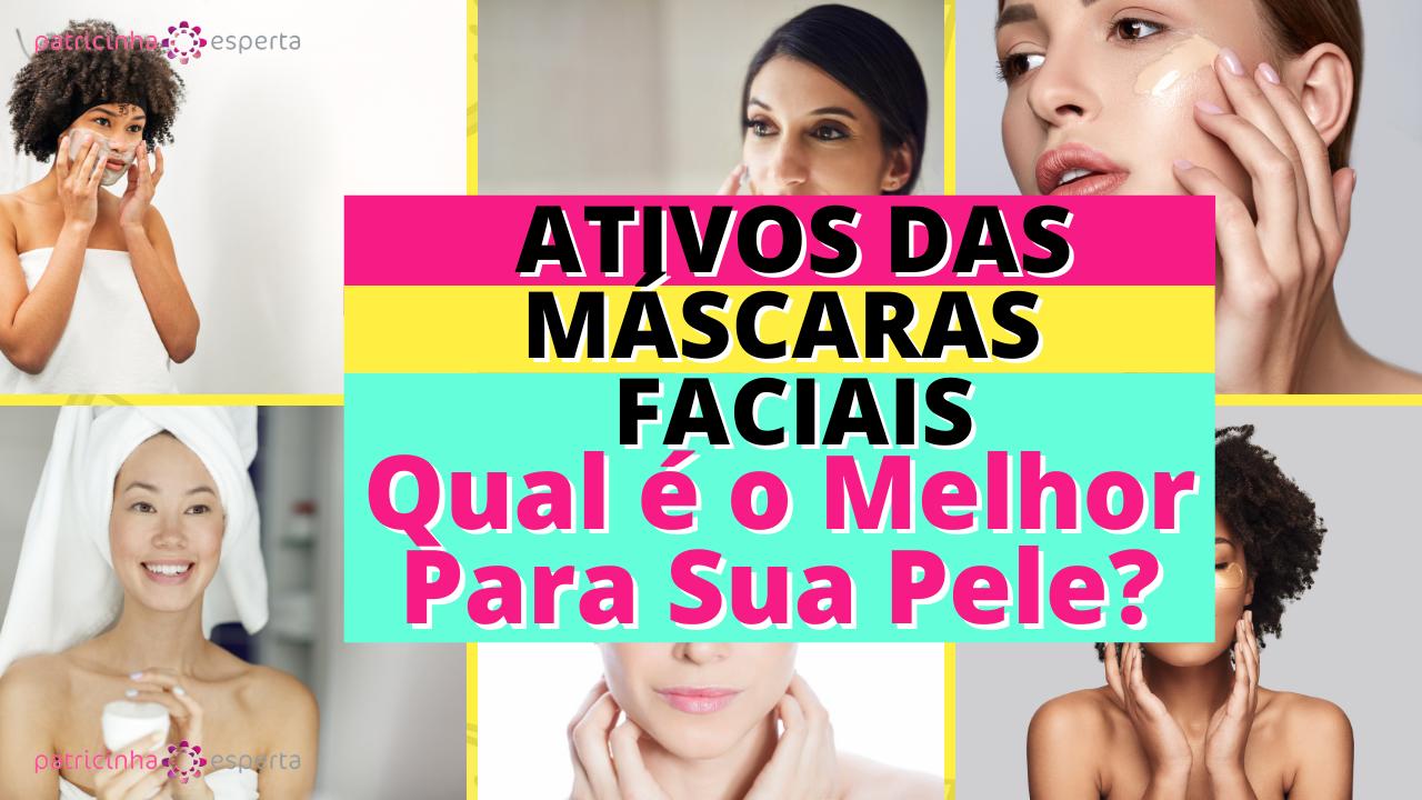 Como Escolher o Shampoo Certo 1 2 - Ativos Das Máscaras Faciais: Qual é o Melhor Para Sua Pele?
