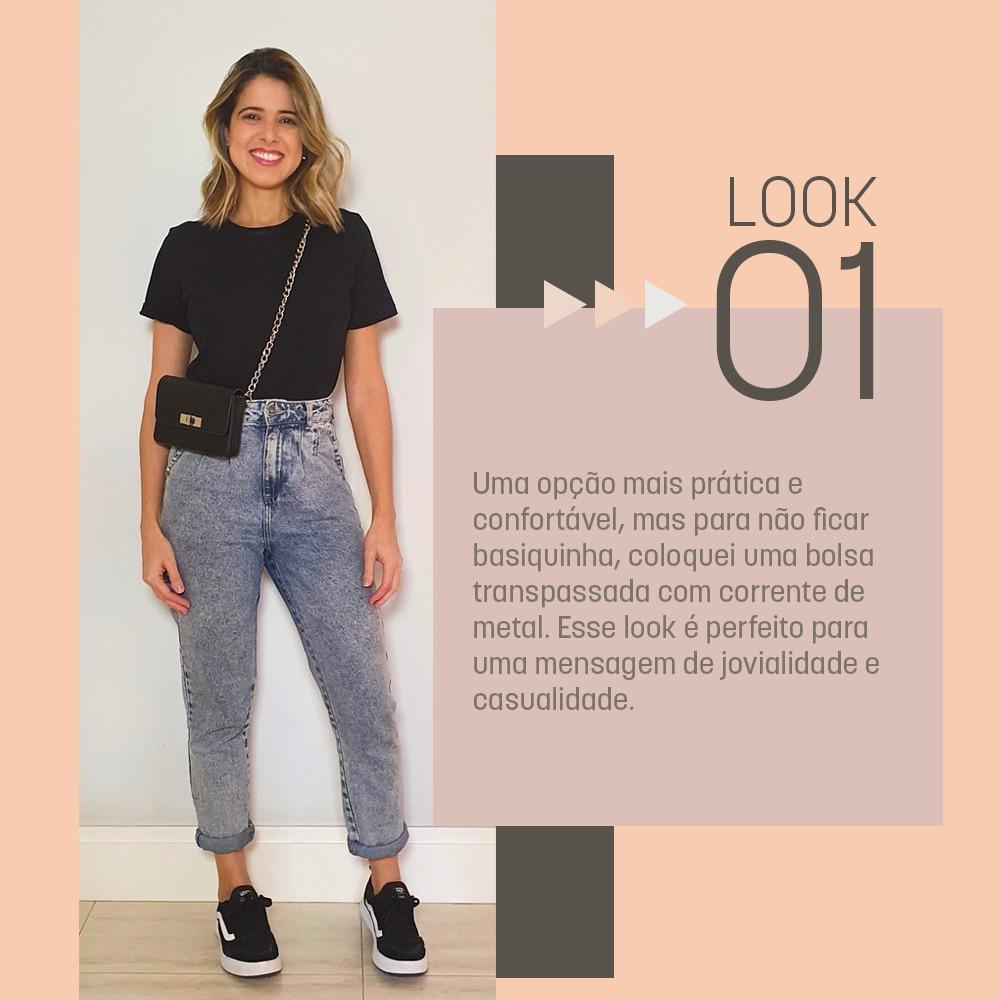 WhatsApp Image 2021 04 24 at 07.00.14 - Camisa Preta e Calça Jeans