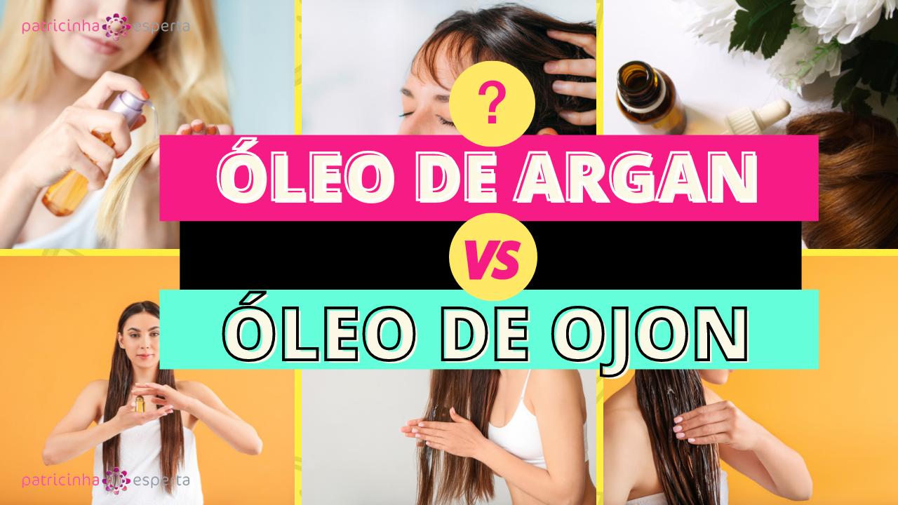 Como Escolher o Shampoo Certo 1 1 - Óleo de Ojon X Óleo de Argan - Qual é o Melhor?