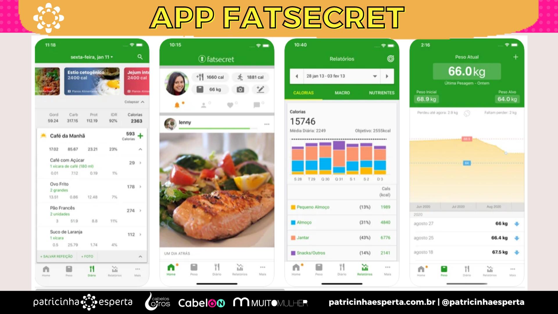 Copia de Perder peso 5 - Aplicativo Para Emagrecer: Melhores Apps Para Dieta e Saúde