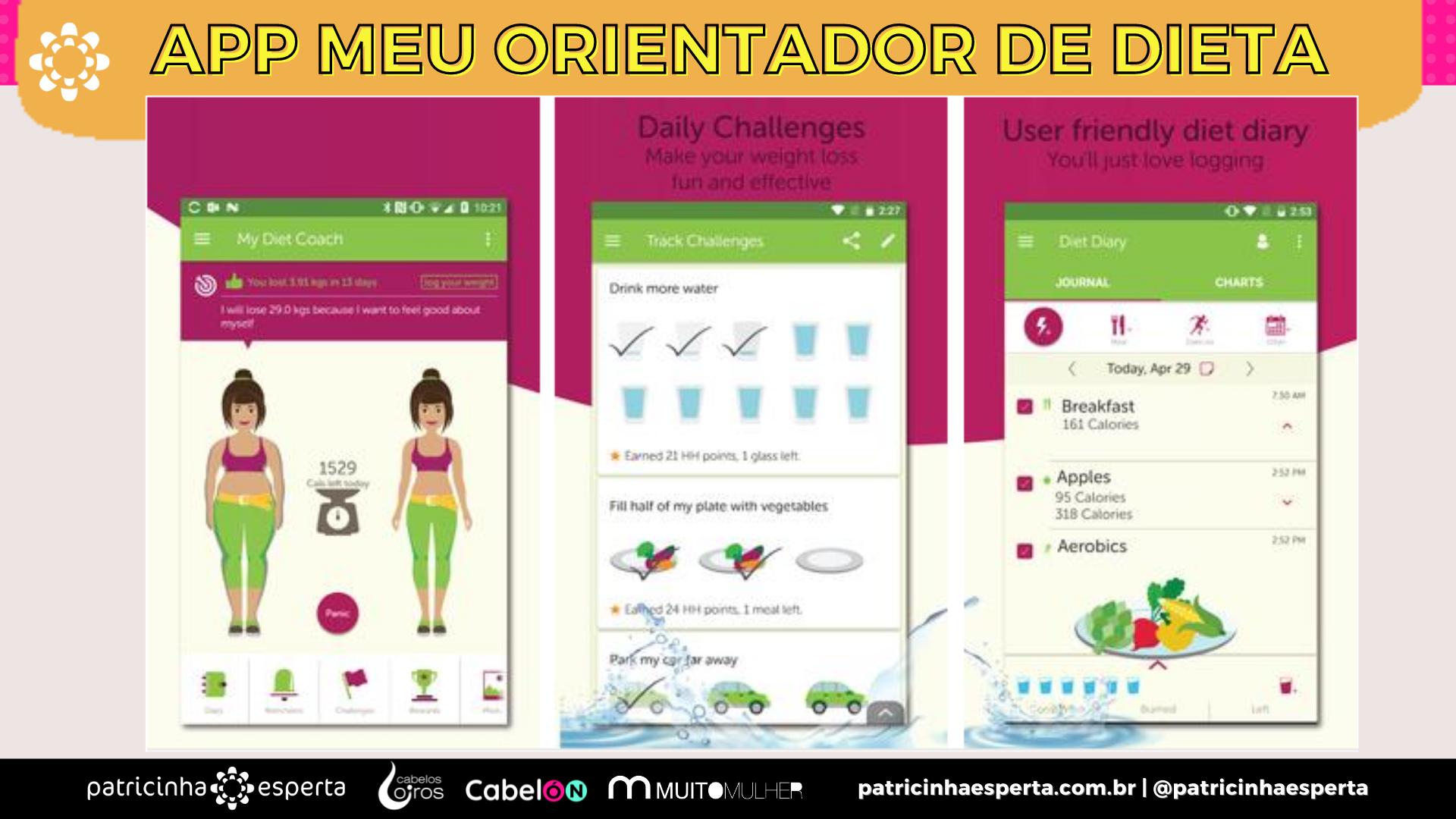 Copia de Perder peso 8 - Aplicativo Para Emagrecer: Melhores Apps Para Dieta e Saúde