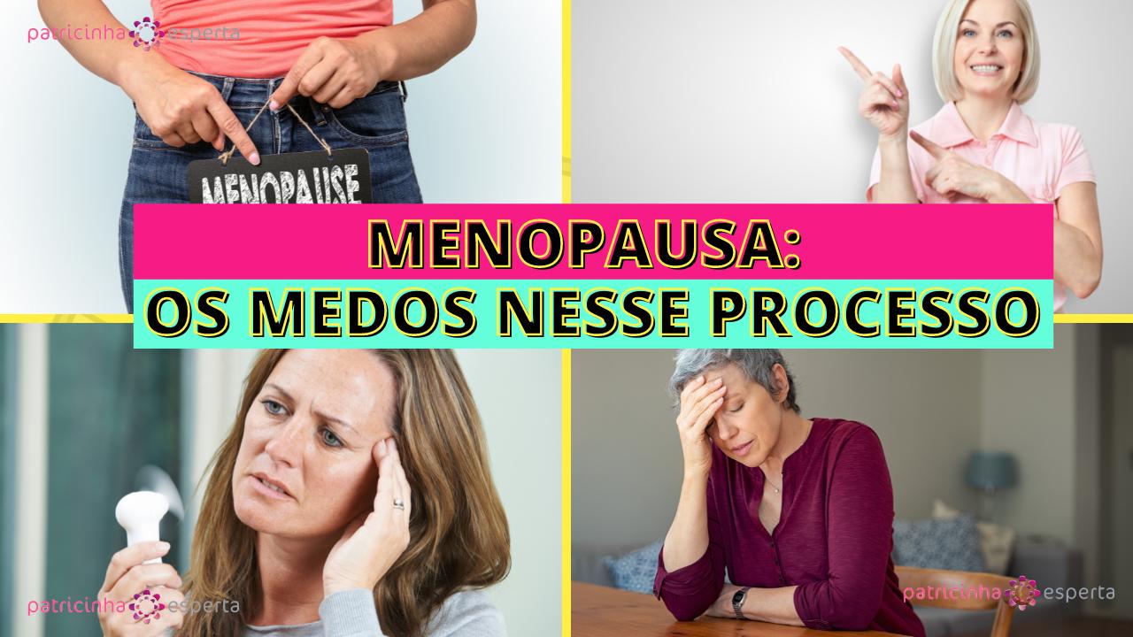 Como Escolher o Shampoo Certo 2 - Menopausa: Os Medos Nesse Processo