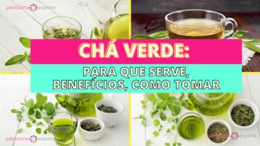 Como Escolher o Shampoo Certo 3 364x205 - Chá Verde: Para Que Serve, Benefícios, Como Tomar