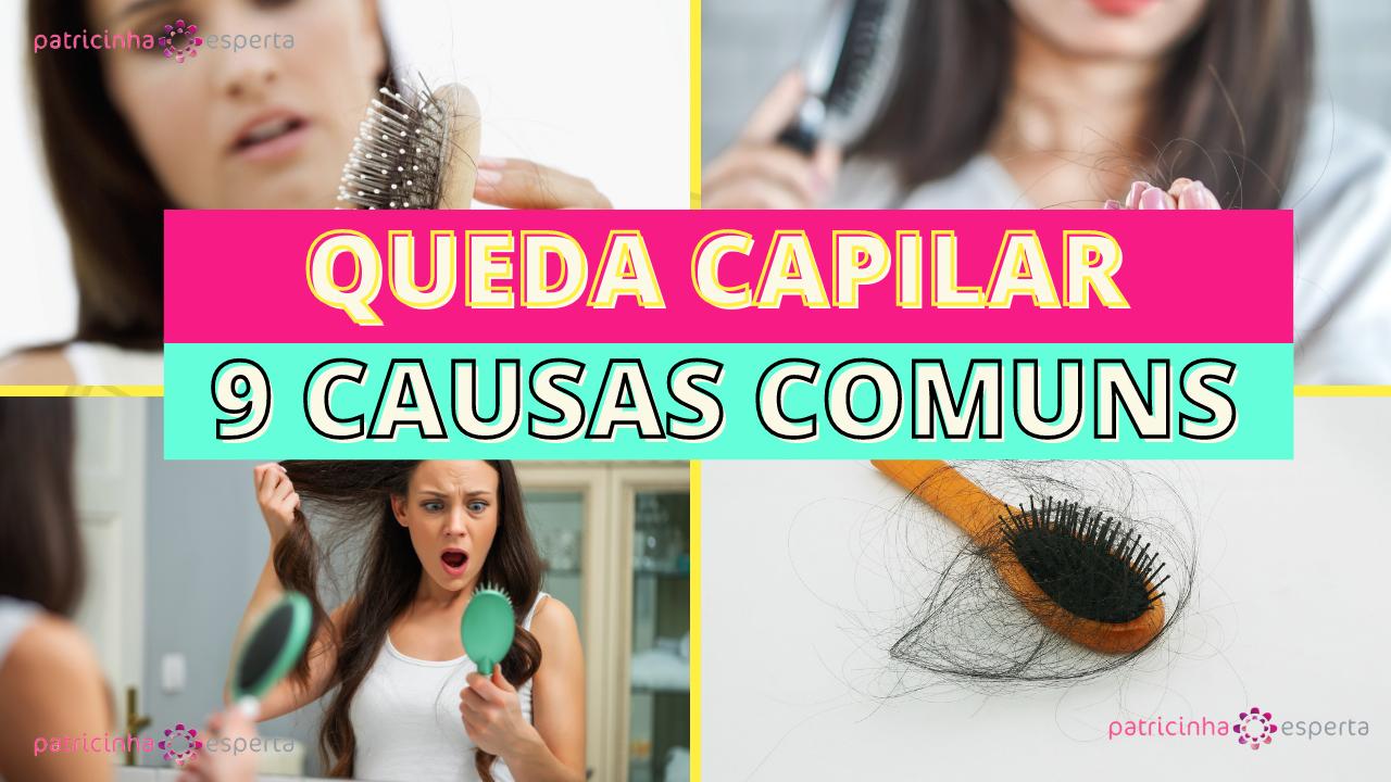 Como Escolher o Shampoo Certo1 - Queda capilar: 9 causas comuns